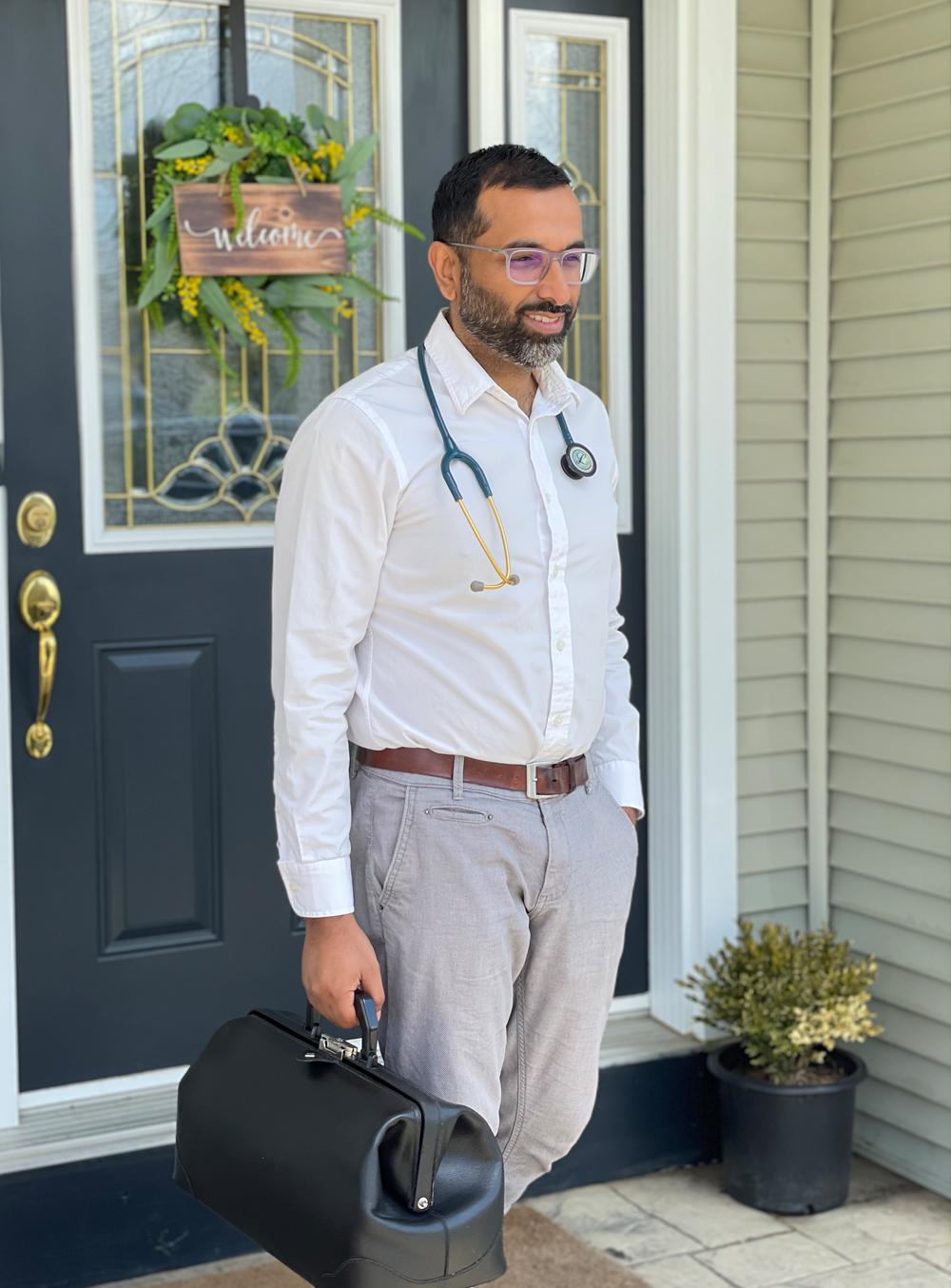 Dr. Umair Malik